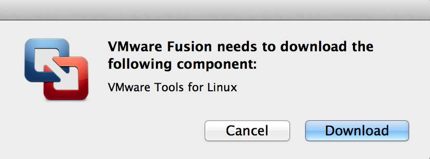 Download-VM-Tools-Mac-Fusion